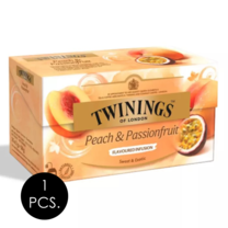 ทไวนิงส์พีช แพชชัน เอเชีย 2กรัม แพ็ก 25 ซอง