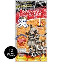 เบนโตะ รสเผ็ดร้อนจัดจ้าน Blade & Soul Revolution 20 กรัม แพ็ก 12 ชิ้น