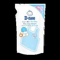 ดีนี่น้ำยาซักผ้าเด็กนิวบอร์น ฟ้า 600 มิลลิลิตร