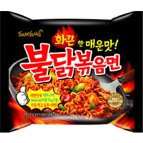 HMชัมยังซอง ไก่สูตรเผ็ด ฮอทชิคเค่น ราเม็ง 140 กรัม