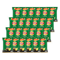 เลย์ แผ่นเรียบรสเมี่ยงคำครบรส 75กรัม(แพ็ก24)