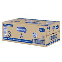 เอนฟาโกรสูตร3 นมUHT รสจืด 180 มิลลิลิตร (ขายยกลัง 36กล่อง)