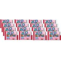 คูชเลอร์ขนมกระดาษ (คละรส) 25 กรัม ( แพ็ก 16 )
