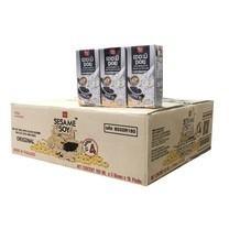 เซซะมิซอย นมถั่วเหลืองUHT 180 มิลลิลิตร (ขายยกลัง 48 กล่อง)