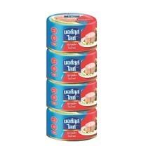นอติลุสไลท์สเต็กทูน่าในน้ำแร่ 165 กรัม แพ็ก 4