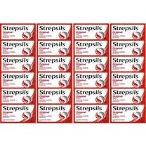 สเตร็ปซิล ยาอมสเตร็ปซิลรสดั้งเดิม 8 เม็ด ( แพ็ก 24)