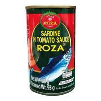 ปลาซาร์ดีนในซอสมะเขือเทศ ตราโรซ่า 155 กรัม