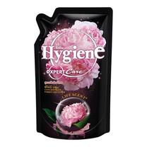 น้ำยาปรับผ้านุ่มไฮยีน สูตรเข้มข้นพิเศษ กลิ่นพิโอนีบลูม 580 มล.