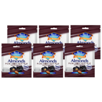 อัลมอนด์ ดาร์กช็อกโกแลต บลูไดมอนด์ 20 กรัม (แพ็ก6)