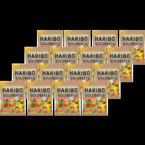 ฮาริโบ้ เยลลี่โกลด์แบร์ส 30กรัม(แพ็ก16)