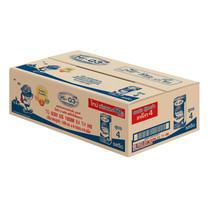 ดูเม็กไฮคิว 3 พลัส นม UHT รสจืด 180 มิลลิลิตร (ขายยกลัง 36 กล่อง)
