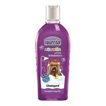 เชนการ์ดแชมพูสุนัข คอมพลีท สีม่วง