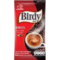 เบอร์ดี้ กาแฟสำเร็จรูปชนิดผง โรบัสต้า แพ็ค 4 ซอง