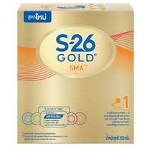 เอส26เอสเอ็มเอโกลด์ นมผงสูตร 1 สำหรับทารกวัยแรกเกิดขึ้นไป 350 ก.