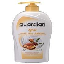 การ์เดี้ยน ครีมอาบน้ำ อาร์แกนออลย์ล์&คอลลาเจน (ปั๊ม) 1 ลิตร