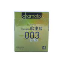 ถุงยางอนามัยโอกาโมโต 003 อะโล