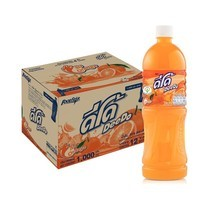 ดีโด้ ส้มสายน้ำผึ้ง 1 ลิตร (ยกลัง 12 ขวด)