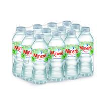 มิเนเร่ น้ำแร่ 330 มิลลิลิตร แพ็ก12