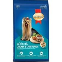 อาหารสุนัขเล็กสมาร์ทฮาร์ทไก่&ตับ