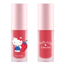 Cathy Doll เฮลโลคิตตี้ แอรี่ลิปเบลอ 4g #03 ซันโรส
