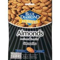 บลูไดมอนด์ถั่วอัลมอนด์อบ 30 กรัม