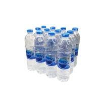 น้ำดื่มคริสตัล 600 มิลลิลิตร แพ็ก 12 ขวด