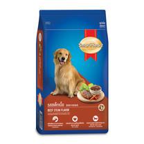 สมาร์ทฮาร์ท อาหารสุนัขโต รสสเต็กเนื้อ 9 กิโลกรัม