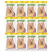 ขนมสุนัขเจอร์ไฮ สติ๊ก กล้วย 70ก. (1แพ็ก 12 ชิ้น)