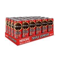 เนสกาแฟ ทริปเปิ้ลเอสเปรสโซ่ 220 มล. (ยกลัง 24 ขวด)