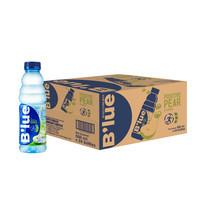น้ำดื่มบลูลูกแพร์ 500 มิลลิลิตร (ขายยกลัง 24 ขวด)