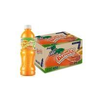 ดีโด้ น้ำส้ม 450 มิลลิลิตร (ยกลัง 24 ขวด)
