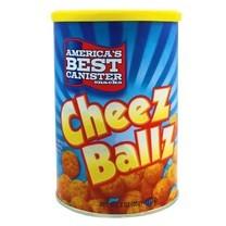 อเมริกันเบสท์ ขนมทอดกรอบชีสบอล 85 กรัม