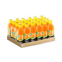 มินิทเมดพัลพิ ส้มแมนดาริน 335 มิลลิลิตร (ขายยกลัง 24 ขวด)