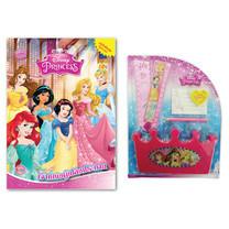 Disney Princess เจ้าหญิงผู้เปล่งประกาย พร้อมชุดเครื่องเขียน
