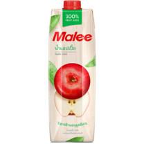 มาลี น้ำแอปเปิ้ล100%  ลิตร