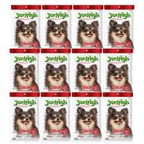 ขนมสุนัขเจอร์ไฮ สติ๊กไก่ 70ก. (1แพ็ก 12 ชิ้น)