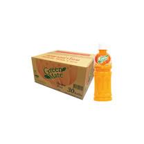 กรีนเมท น้ำส้ม 25% 400 มิลลิลิตร (ยกลัง 30 ขวด)