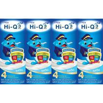 UHTดูเม็กไฮคิว 3 พลัสจืด ( แพ็ก4 ) 180 มิลลิลิตร