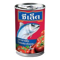 ปลาซาร์ดีนในซอสมะเขือเทศซีเล็ค155ก.