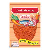 น้ำพริกปลาดุกฟูไทยเดิม22ก.