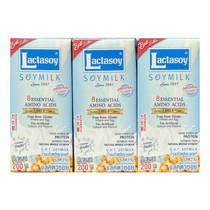นมถั่วเหลือง UHT แลคตาซอย (พ6) 200