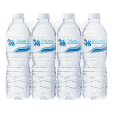 น้ำดื่มสิงห์ 600 มล. แพ็ค 12