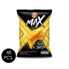 เลย์แมกซ์ รสเอ็กซ์ตรีมชีสซี่ชีส 48 กรัม (ยกลัง 48 ชิ้น)