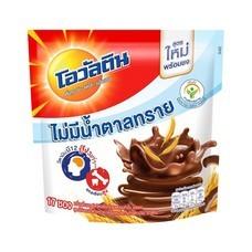 โอวัลติน 3in1 สูตรไม่มีน้ำตาล 25 กรัม (17 ซอง/ถุง)