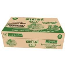 ดัชมิลล์รวม นมเปรี้ยวUHT 180มิลลิลิตร (ขายยกลัง 48 กล่อง)