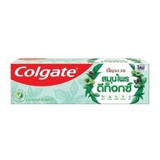 คอลเกตยาสีฟันสมุนไพรดีท็อกซ์120กรัม