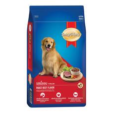 สมาร์ทฮาร์ทอาหารสุนัขโต รสเนื้ออบ 10 กก.