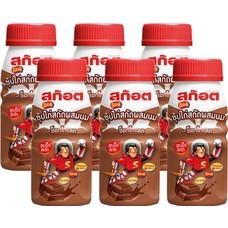 สก๊อตคิตซ์ซุปไก่ผสมนมรสช็อกโกแลต 160 มิลลิตร แพ็ก 6