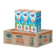 โฟร์โมสต์ นม UHT รสจืด 225 มิลลิลิตร (ขายยกลัง 36 กล่อง)