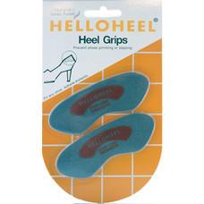 แผ่นกันกัด HELLO HEEL G 3-4  (ดำ) (แพ๊ค3)